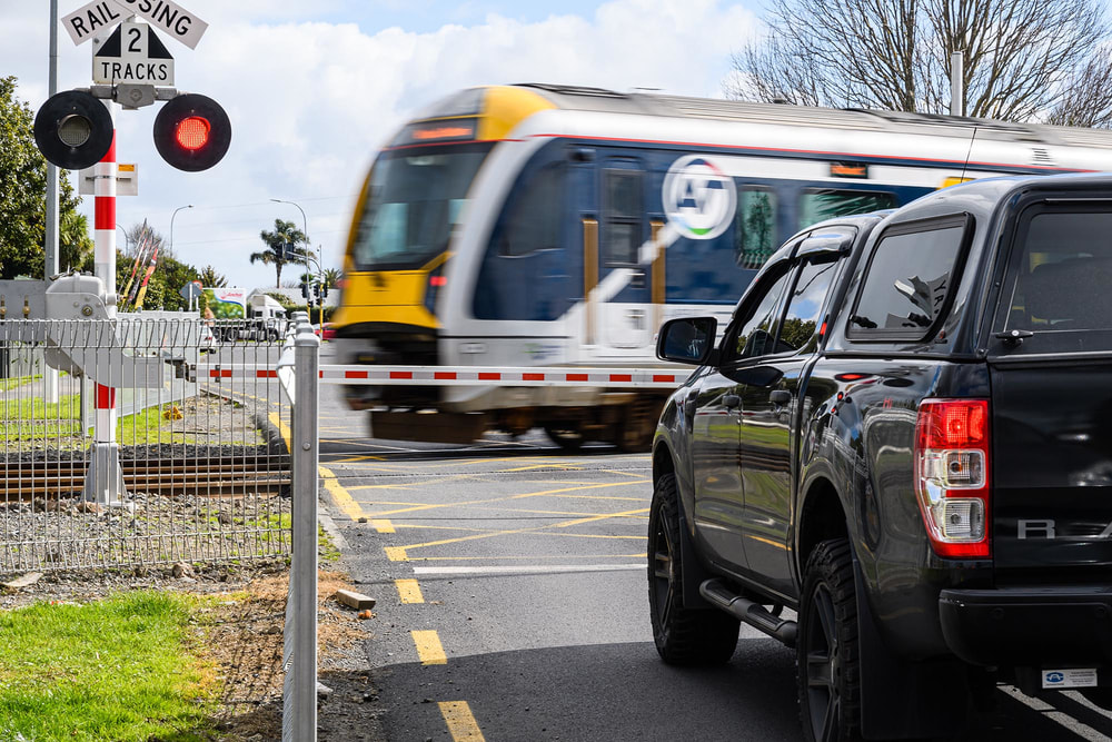 Surge in motorists risking their safety on level crossings